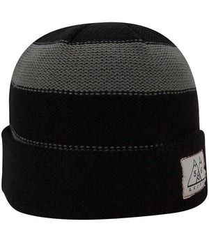 Tic Stripe Watchcap