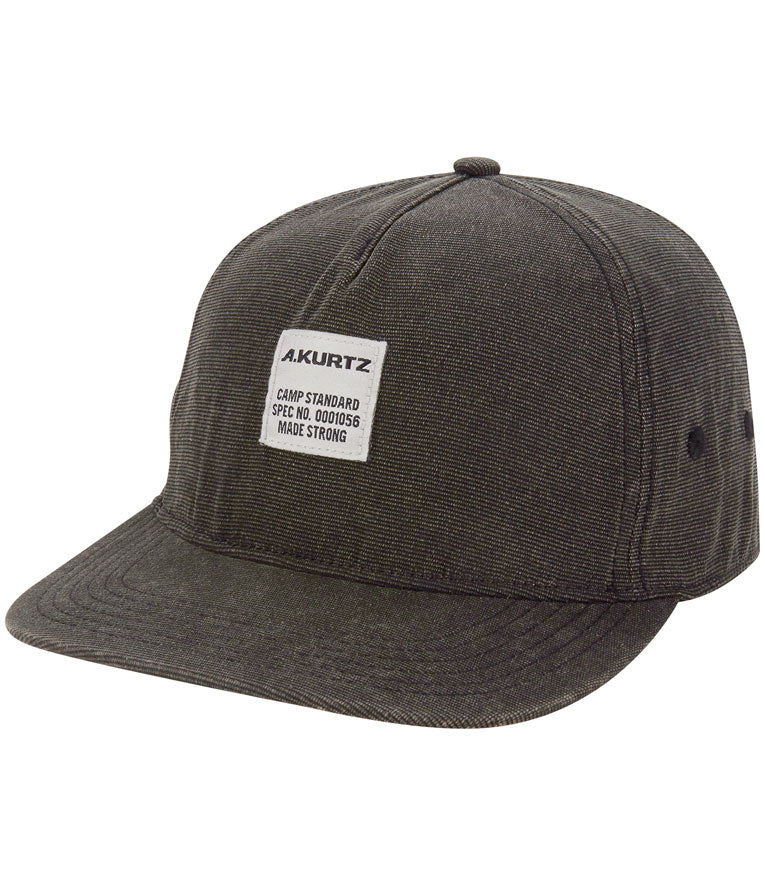 Akurtz Moutain Flex Baseball Cap - Military