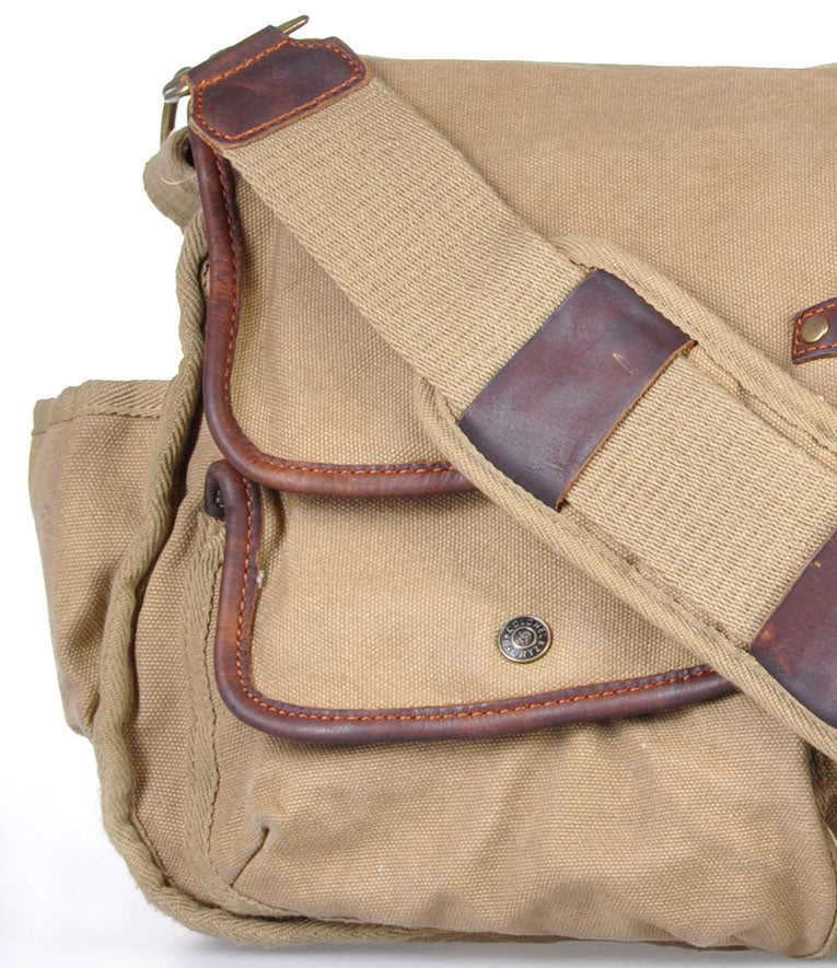 Akurtz Locust Messenger Bag - Made Strong