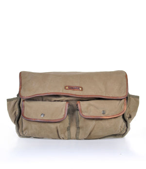 Akurtz Locust Messenger Bag - Military Green