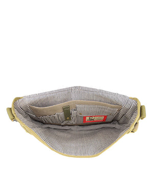 Canvas Messenger Bag - Dual Lined Inside