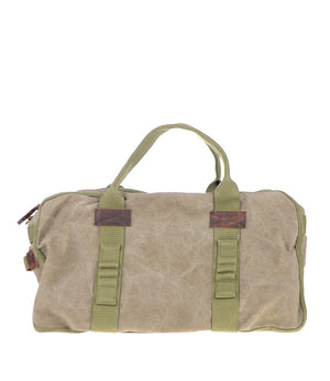 Chestnut Canvas Weekender