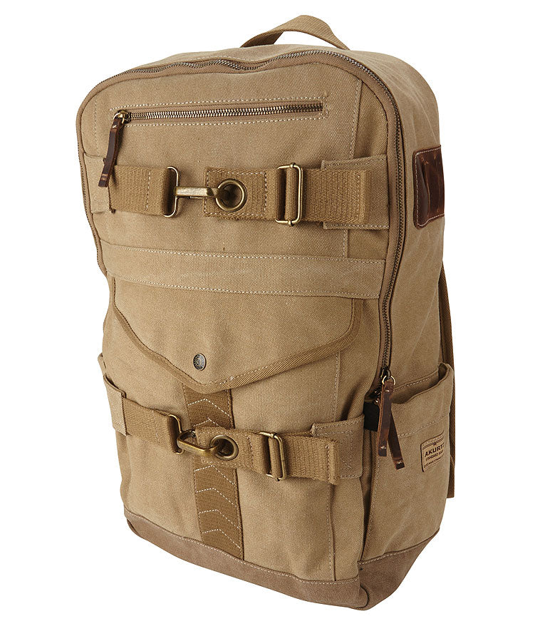 A. Kurtz Cypress Backpack - Tan