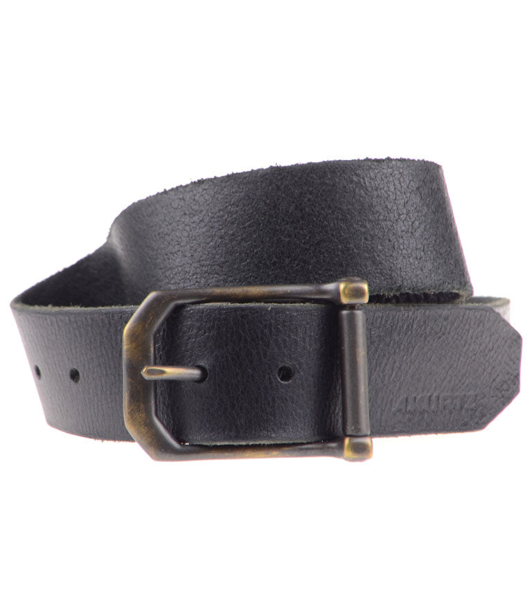 Lambert Buffalo Leather belt