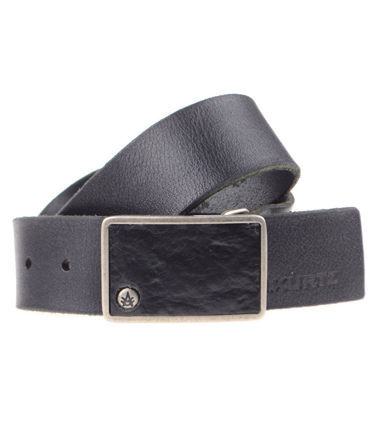 Keller Buffalo Leather Belt