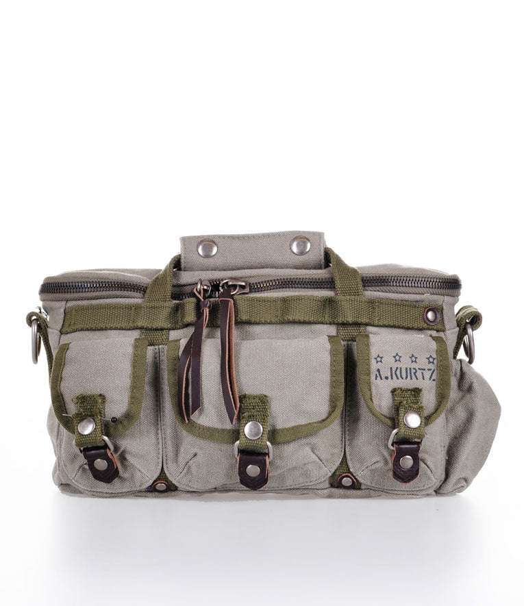A Kurtz Hatch Military Tactical Satchel