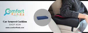 Car Armrest Cushion-Ideal For Long Journeys