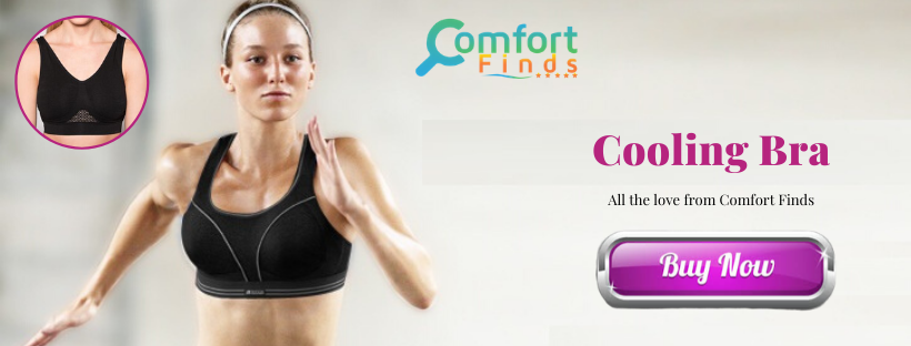 Cooling Bra - Stay Away From All The Bra Problems