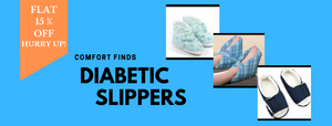Get Your Hands On The Ideal Diabetic Slippers