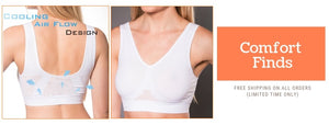 Beat The Summers With The Perfect Pullover Cooling Bra