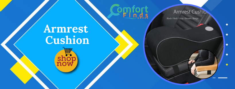 Get To Know About The Amazing Armrest Cushion