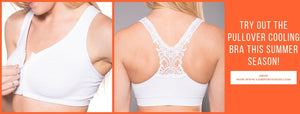 Try Out The Pullover Cooling Bra This Summer Season!