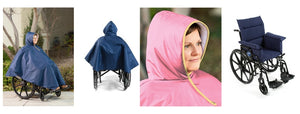 Wheelchair Poncho- Perfect For Every Season