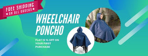 Get Acquainted With The Wheelchair Poncho