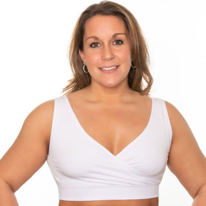 Crossover Sleep & Leisure Bra