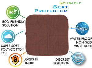 Quilted Seat Protector