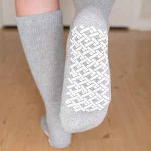 Non Skid Diabetic Crew Socks