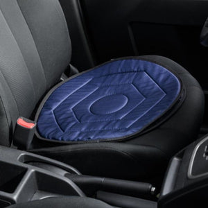 Swivel Seat Cushion (Polycotton Navy)