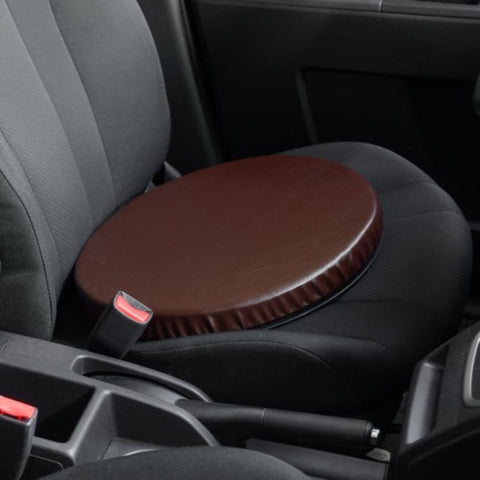 Deluxe Swivel Seat Cushion - Brown