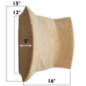 Lumbar Support Back Cushion