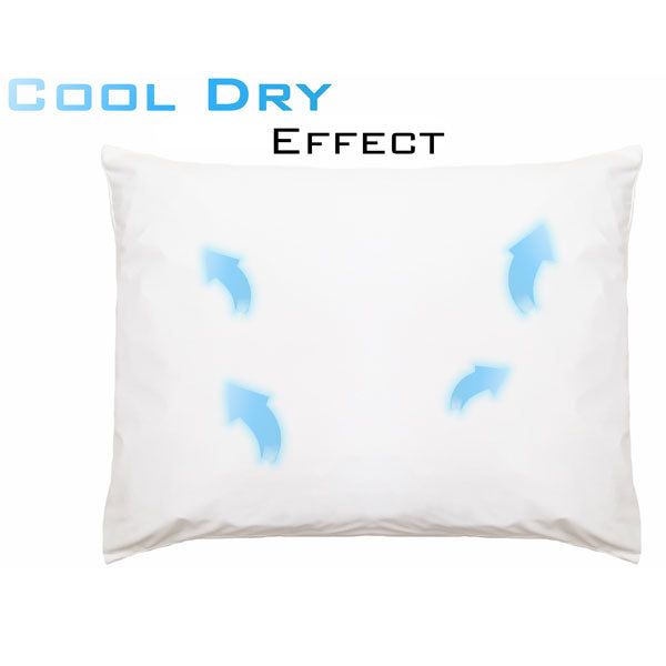 Cool Dry Pillowcase