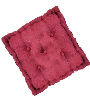 Tufted Chair Cushion - ComfortFinds