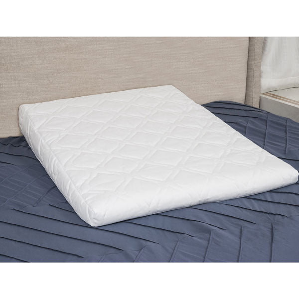 Sleep Bed Wedge Cushion-Great for Acid Reflux, Congestion, Flu!