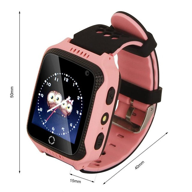 M05 Smart Watch for Children Kids GPS Watch for Apple for Android Phone Smart Baby Watch Electronics Two Colors Available