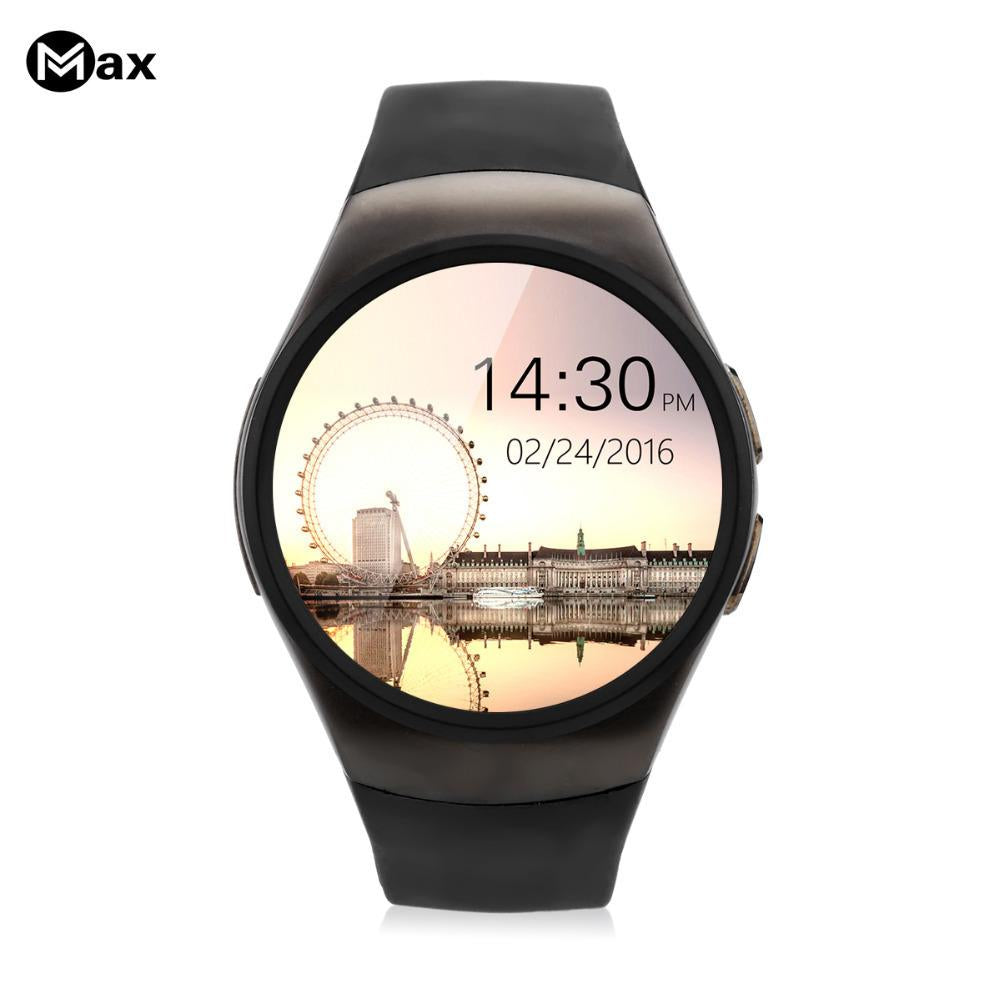 Round Face Bluetooth Smart Watch