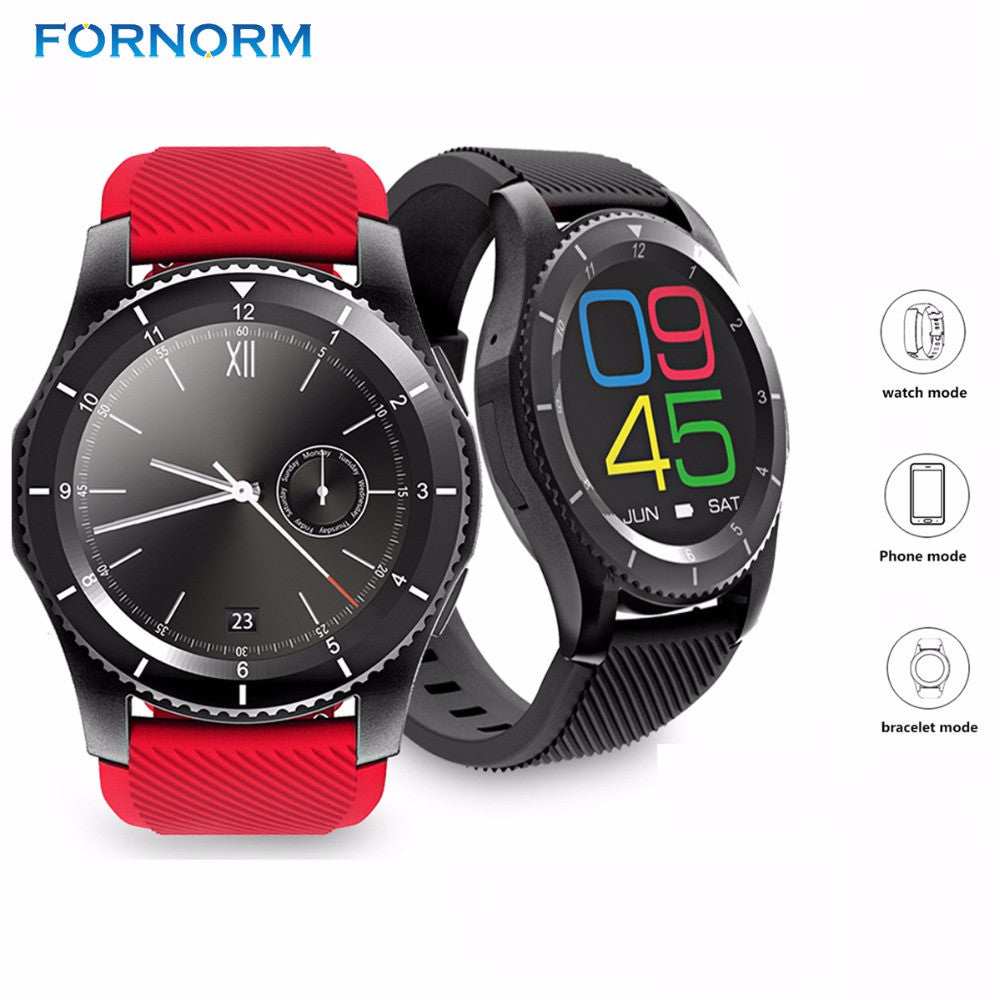 G8 Bluetooth Smart Wrist Bracelet Watch Phone Support SIM Heart Rate Monitor Anti-lost Pedometer Sleep Monitor for Android iOS