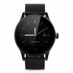Simple Round Face Smart Watch