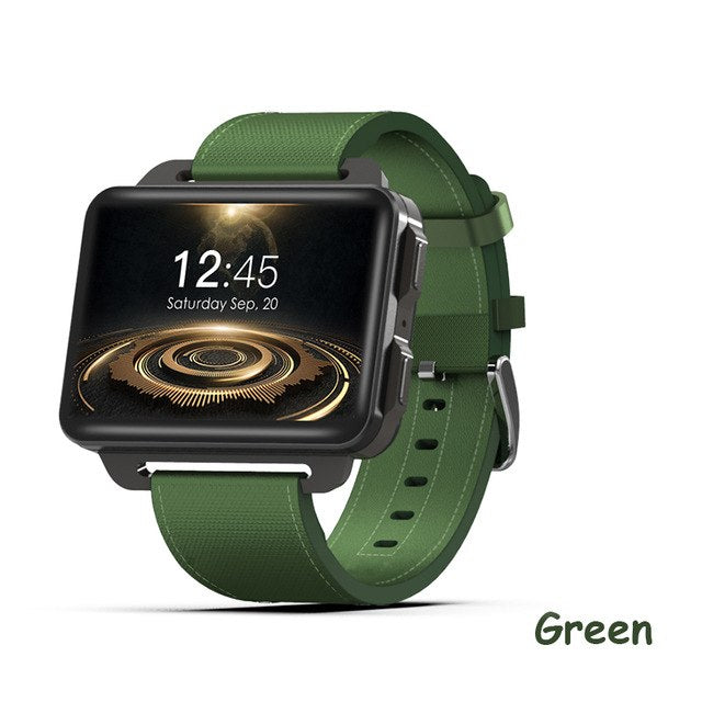 ITORMIS Android Bluetooth Smart Watch Phone Smartwatch Sport with 3G Wifi GPS WhatsApp Big Battery Heart Rate Tracker Men Women