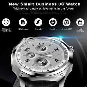 Bluetooth 3G Android 5.1 Smart Watch SIM Phone 1+16GB Quad-core WIFI Apr25