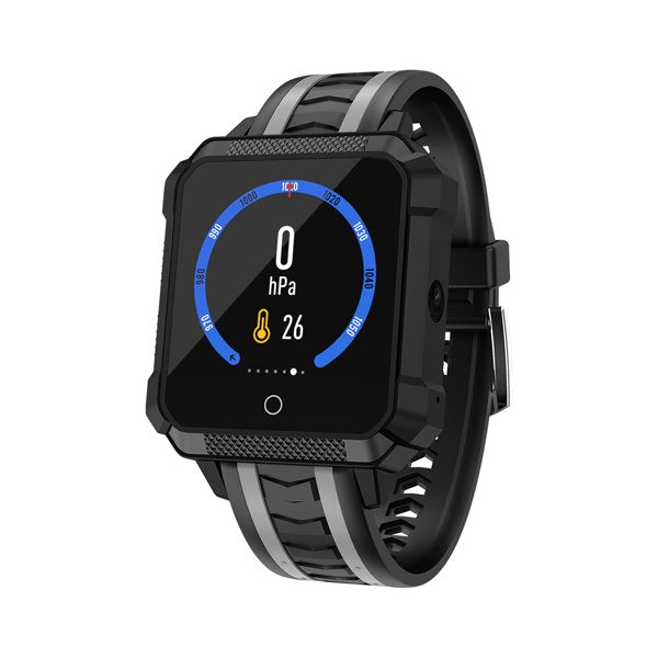 MAFAM Smart Watch 4G SIM Card WIFI GPS Airpressure Professional Waterproof Smart Watch For Men Women Heart Rate Smartwatches