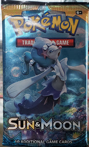 Pokemon Sun and Moon BOOSTER PACK