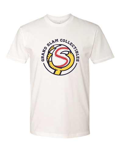 Grand Slam Collectibles White T-Shirt