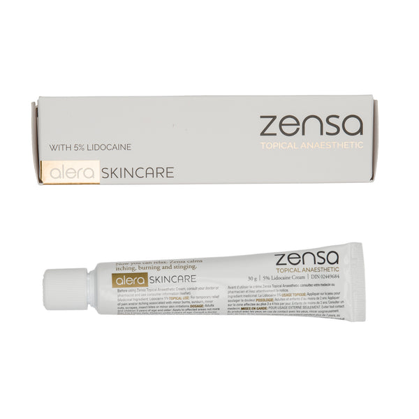 Zensa Anesthetic Cream