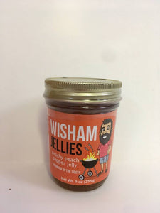 Wisham's Peach Peach Pepper Jelly
