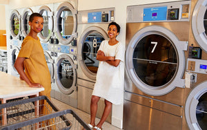 Neu Women, Corinna and Theresa Williams, Founders Celsious Laundromat