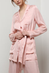3 in 1 Jacket-Robe-PJ Top