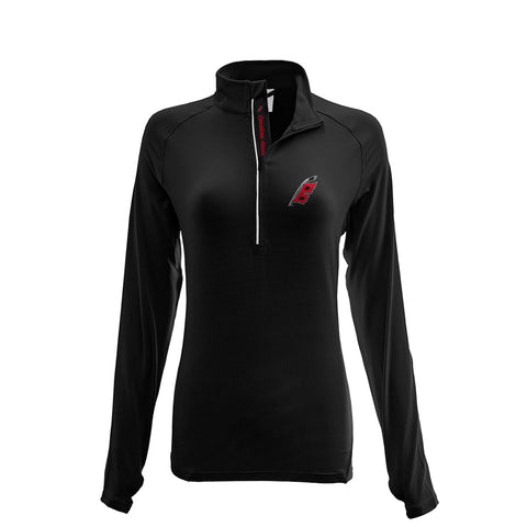 Levelwear Hurricanes Ladies Energy 1/2 Zip