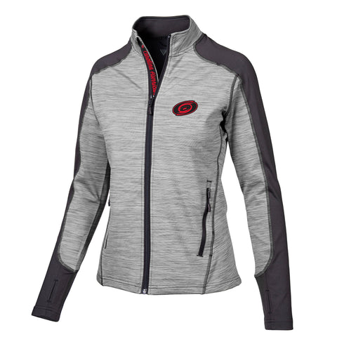 Levelwear Hurricanes Ladies Aura Full Zip Jacket