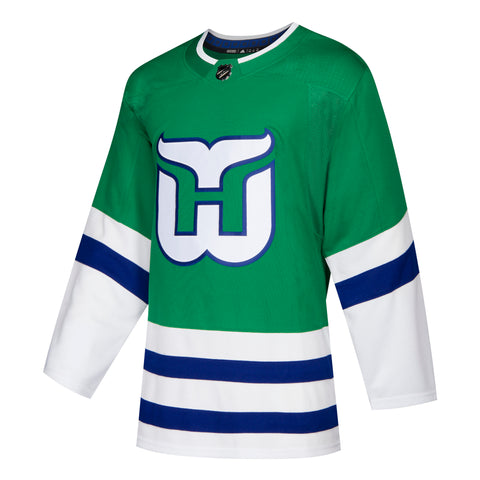 Hurricanes adidas Authentic Pro Whalers Jersey