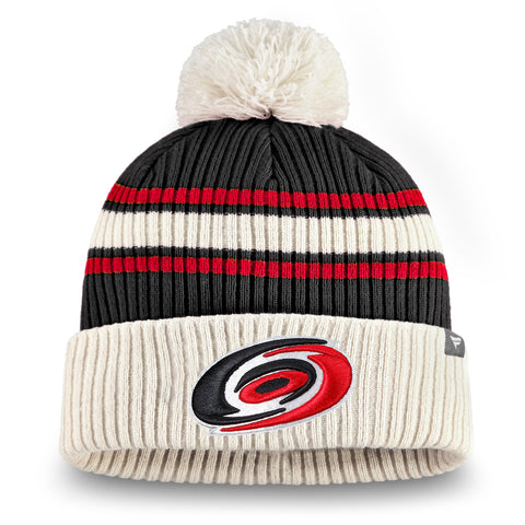 Fanatics Hurricanes True Classic Pom Knit