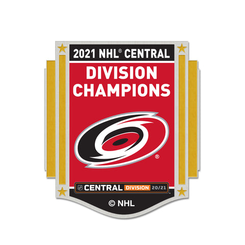 2021 Central Division Champions Lapel Pin