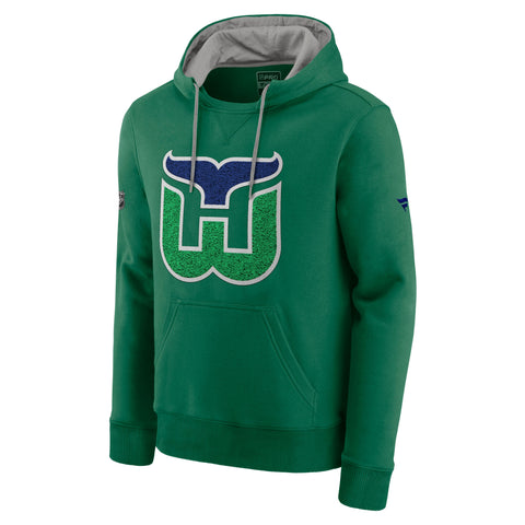 Fanatics Whalers Archival Throwback Hoodie