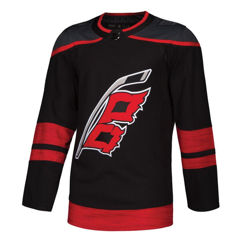 Hurricanes adidas Authentic Pro Third Jersey
