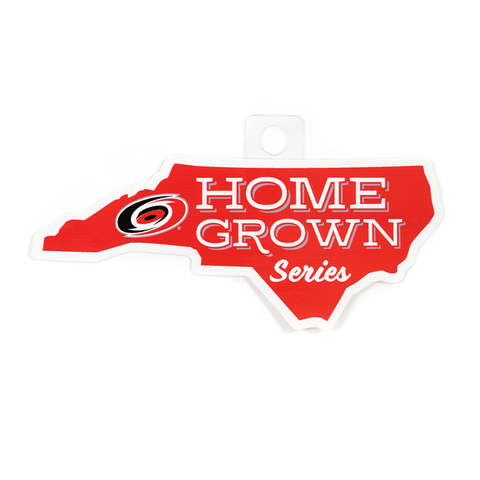 Carolina Pro Shop Carolina Hurricanes Homegrown Series Sticker