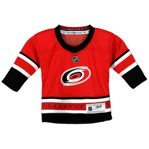 Carolina Pro Shop Carolina Hurricanes Kids Infant Home Replica