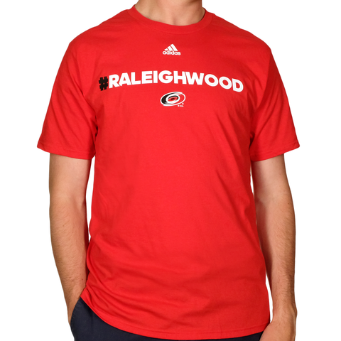 Carolina Pro Shop Carolina Hurricanes Mens Raleighwood T-Shirt